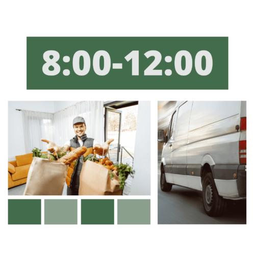 2020.12.03. (csütörtök) - Idősáv  8:00-12:00