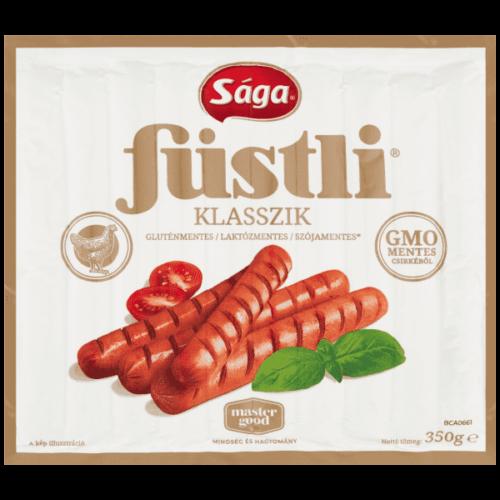 SÁGA FÜSTLI VIRSLI 350G