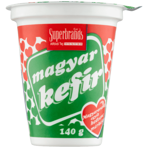MAGYAR KEFIR 140G