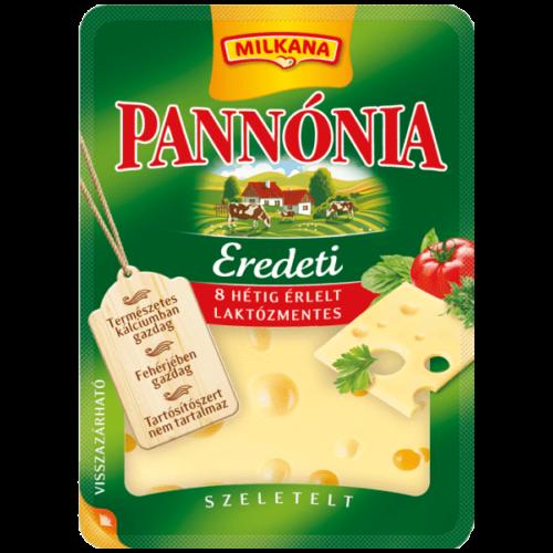 PANNÓNIA EREDETI SZELETELT SAJT 125 G