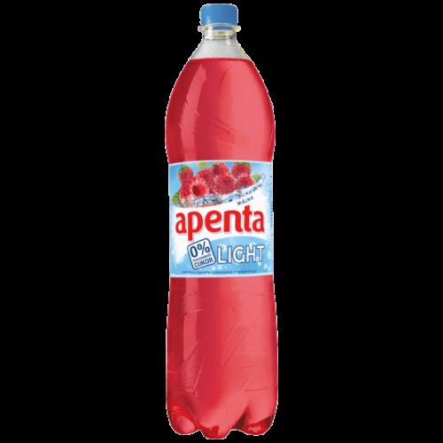 APENTA LIGHT MÁLNA SZÉNSAVAS ÜDÍTŐITAL 1,5L