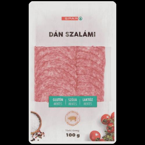 SPAR DÁN SZALÁMI 100G