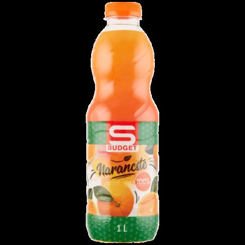 S-BUDGET 100% NARANCSLÉ 1 L