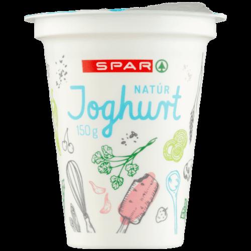SPAR NATÚR JOGHURT 150G