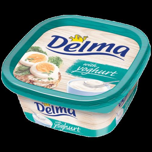 DELMA YOGHURT LIGHT MARGARIN 500G