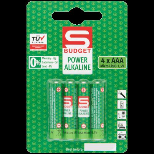 S-BUDGET ELEM AAA 4DB