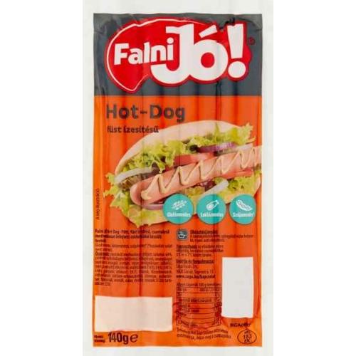 FALNI JÓ HOT-DOG 140G