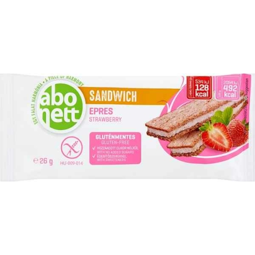ABONETT SANDWICH EPRES 26 G