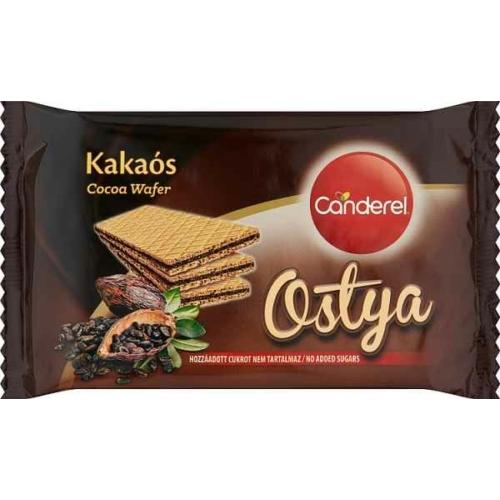 CANDEREL KAKAÓS OSTYA 40G