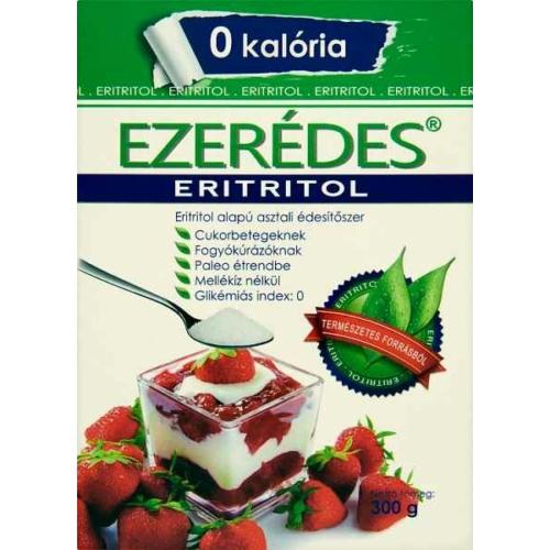 EZERÉDES ERITRITOL 300 G