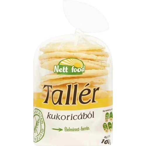 KUKORICA TALLÉR GLUTÉNMENTES 100G