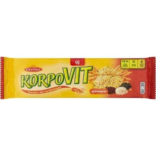 KORPOVIT KEKSZ SOKMAGVAS 174G
