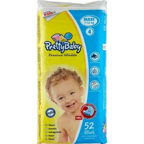 PRETTY BABY PELENKA MAXI 52DB
