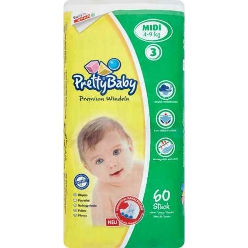 PRETTY BABY PELENKA MIDI 60DB