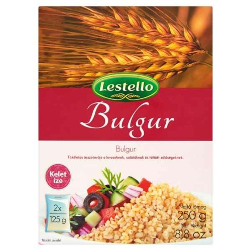 LESTELLO BULGUR 2X125G