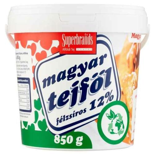 MAGYAR TEJFÖL 12% 850G