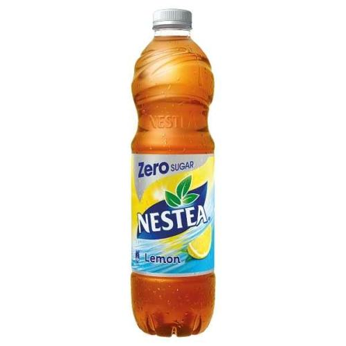 NESTEA ZERO ICE TEA CITROMOS 1,5L