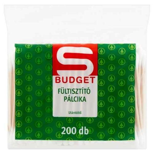 S-BUDGET FÜLTISZTÍTÓ 200DB