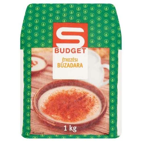 S-BUDGET BÚZADARA 1KG