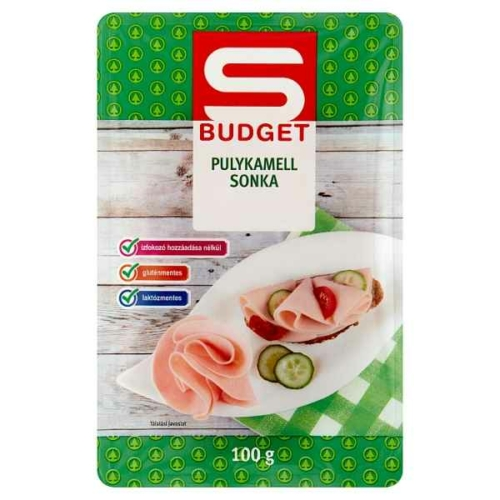 S-BUDGET PULYKAMELL SONKA 100G