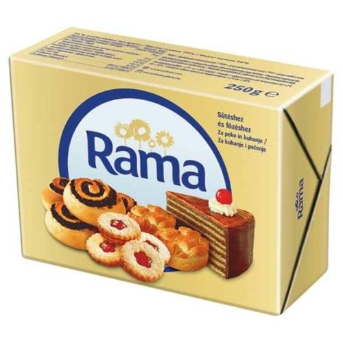 RAMA MARGARIN KOCKA 70% 250G