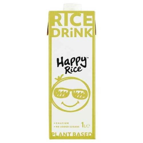 HAPPY RICE RIZSITAL+CA UHT 1L